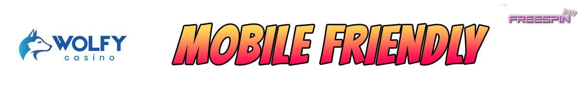 Wolfy Casino-mobile-friendly