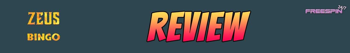 Zeus Bingo-review