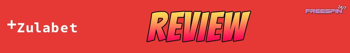 ZulaBet Casino-review